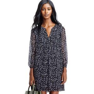 DVF size 4 silk dress